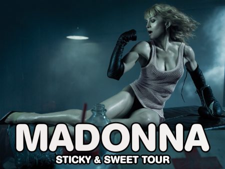 Papel de parede Madonna – Sticky & Sweet para download gratuito. Use no computador pc, mac, macbook, celular, smartphone, iPhone, onde quiser!