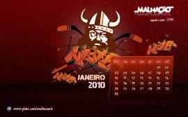 Papel de parede Malhação ID – Janeiro