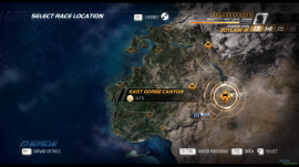 Papel de parede Mapa – Need For Speed Hot Persuit