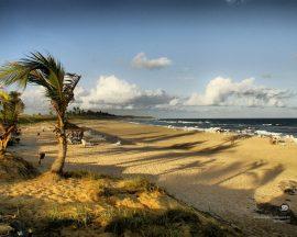 Papel de parede Mar, Areia, Natureza