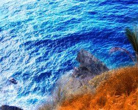 Papel de parede Mar do Caribe