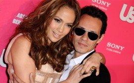 Papel de parede Marc Anthony e Jennifer Lopez