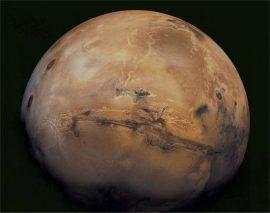 Papel de parede Marte