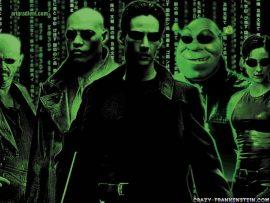 Papel de parede Matrix com novo integrante