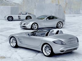 Papel de parede Mercedes #5