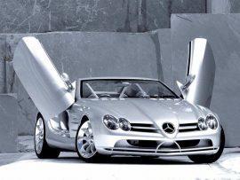 Papel de parede Mercedes #6