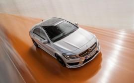 Papel de parede Mercedes Benz CLA