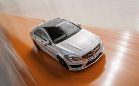Papel de parede Mercedes Benz CLA para download gratuito. Use no computador pc, mac, macbook, celular, smartphone, iPhone, onde quiser!
