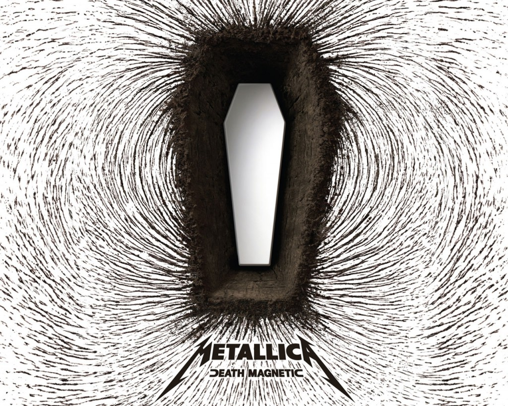 Papel de parede Metallica –  Death Magnetic para download gratuito. Use no computador pc, mac, macbook, celular, smartphone, iPhone, onde quiser!