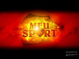 Papel de parede Meu Sport