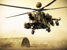 Papel de parede Mi-28