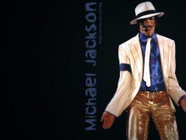 Papel de parede Michael cantando