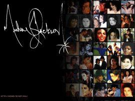 Papel de parede Michael Jackson 4ever