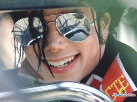 Papel de parede Michael Jackson sorrindo