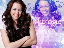 Papel de parede Miley Cyrus ou Hannah?