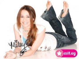 Papel de parede Miley Cyrus