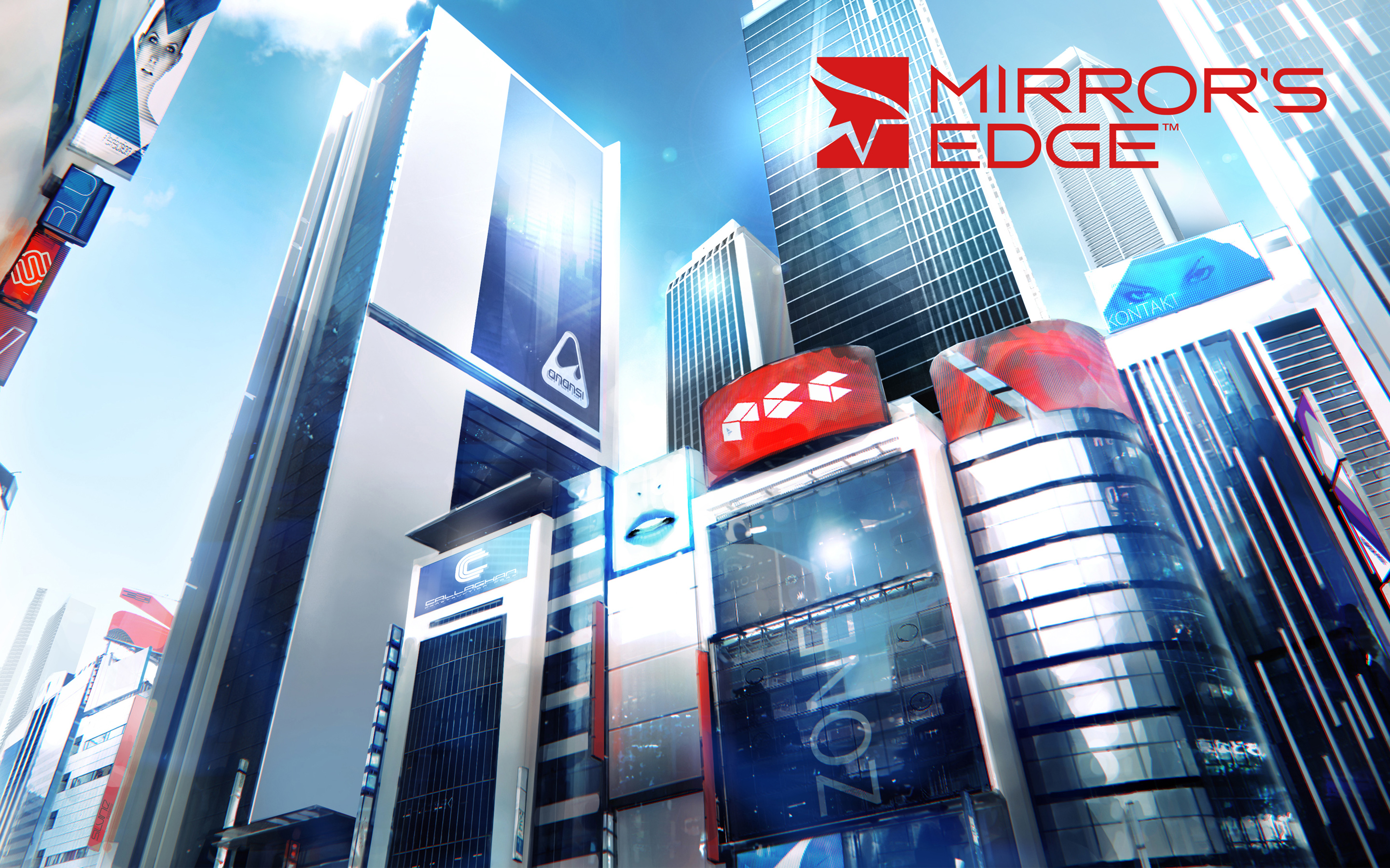 Papel de parede Mirror's Edge para download gratuito. Use no computador pc, mac, macbook, celular, smartphone, iPhone, onde quiser!