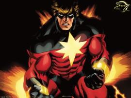 Papel de parede Mister Marvel