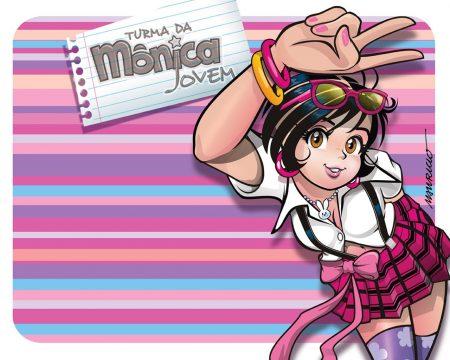 Papel de parede Mônica Jovem para download gratuito. Use no computador pc, mac, macbook, celular, smartphone, iPhone, onde quiser!