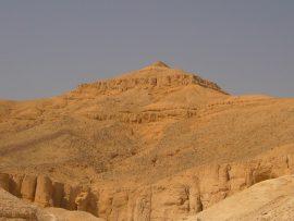 Papel de parede Montanha no deserto