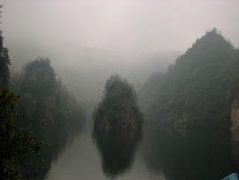 Papel de parede Montanhas da China [3]