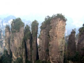 Papel de parede Montanhas da China [4]