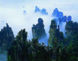 Papel de parede Montanhas na China [1]