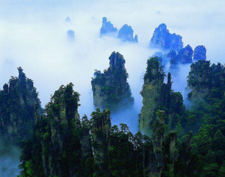 Papel de parede Montanhas na China [1] para download gratuito. Use no computador pc, mac, macbook, celular, smartphone, iPhone, onde quiser!