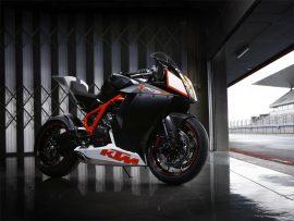Papel de parede Moto KTM Race