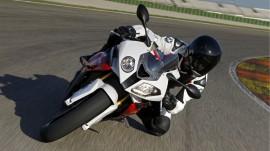 Papel de parede Moto BMW de Corrida