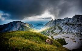 Papel de parede Monte Pilatus, na Suíça