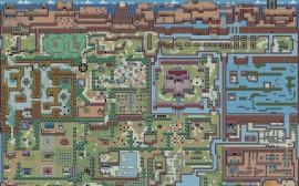 Papel de parede Mundo Pixel