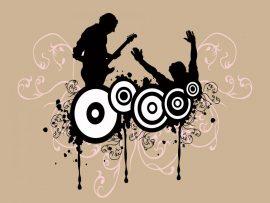 Papel de parede Música – Adoração