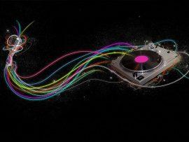 Papel de parede Música – Eletrônica