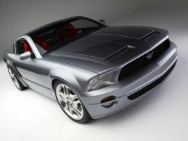 Papel de parede Mustang GT concept