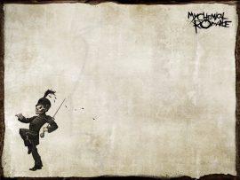 Papel de parede My Chemical Romance – Banda