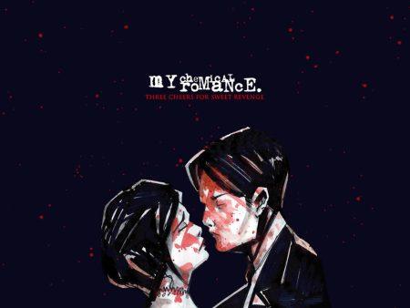 Papel de parede My Chemical Romance – CD para download gratuito. Use no computador pc, mac, macbook, celular, smartphone, iPhone, onde quiser!