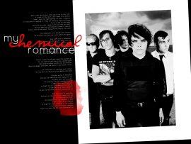Papel de parede My Chemical Romance – Emo