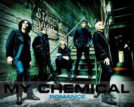 Papel de parede My Chemical Romance – Legal