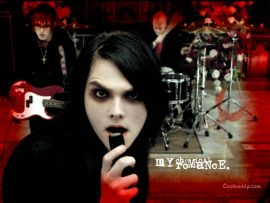 Papel de parede My Chemical Romance – Música Legal