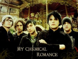 Papel de parede My Chemical Romance – Rock