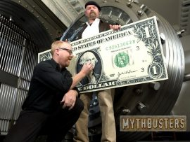 Papel de parede MythBusters – Discovery Channel