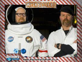 Papel de parede MythBusters – Programa de TV