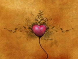 Papel de parede Não deixe o amor escapar