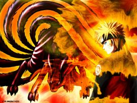 Papel de parede Naruto – Animal