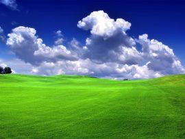 Papel de parede Nas Nuvens – Campo Verde