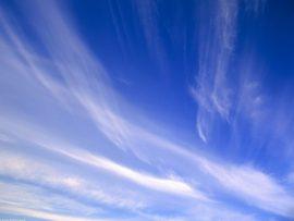 Papel de parede Nas Nuvens – Céu Azul