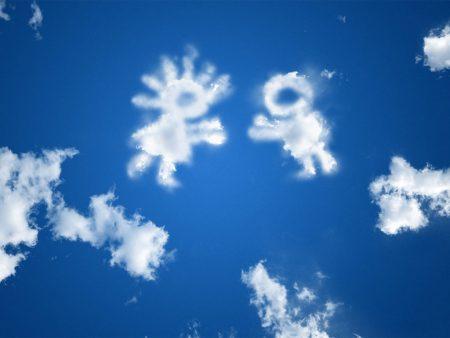 Papel de parede Nas Nuvens – Imaginação? para download gratuito. Use no computador pc, mac, macbook, celular, smartphone, iPhone, onde quiser!
