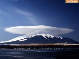 Papel de parede Nas Nuvens – Monte