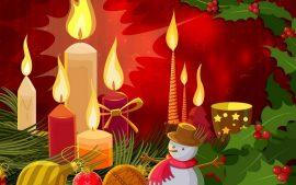 Papel de parede Natal – Decorado